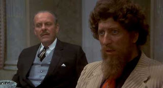 Terry-Thomas and Tom Baker in The Vault of Horror (1973)