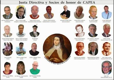 Junta Directiva y  Socios de CAPEA