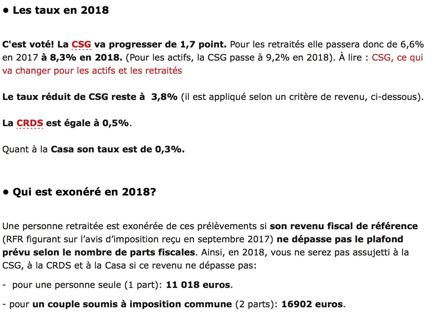 Grand Euville 4 Villages Retraite Qui Est Exonere De Csg En 2018