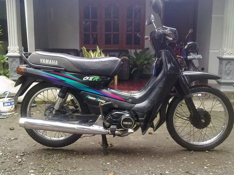 Gambar Modifikasi Motor Yamaha Alfa Gambar Motor