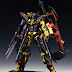 "Custom Build: HG 1/144 Gundam Astray Gold Frame Amatsu Mina ""Okitsu no Kagami"" Equipment Type"""