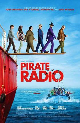 Pirate Radio 2009 Full Movie Dual Audio Hindi BluRay 720p Download