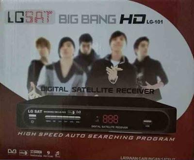Update Sw LGsat Bigbang HD