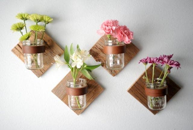 Water glass decoration ideas