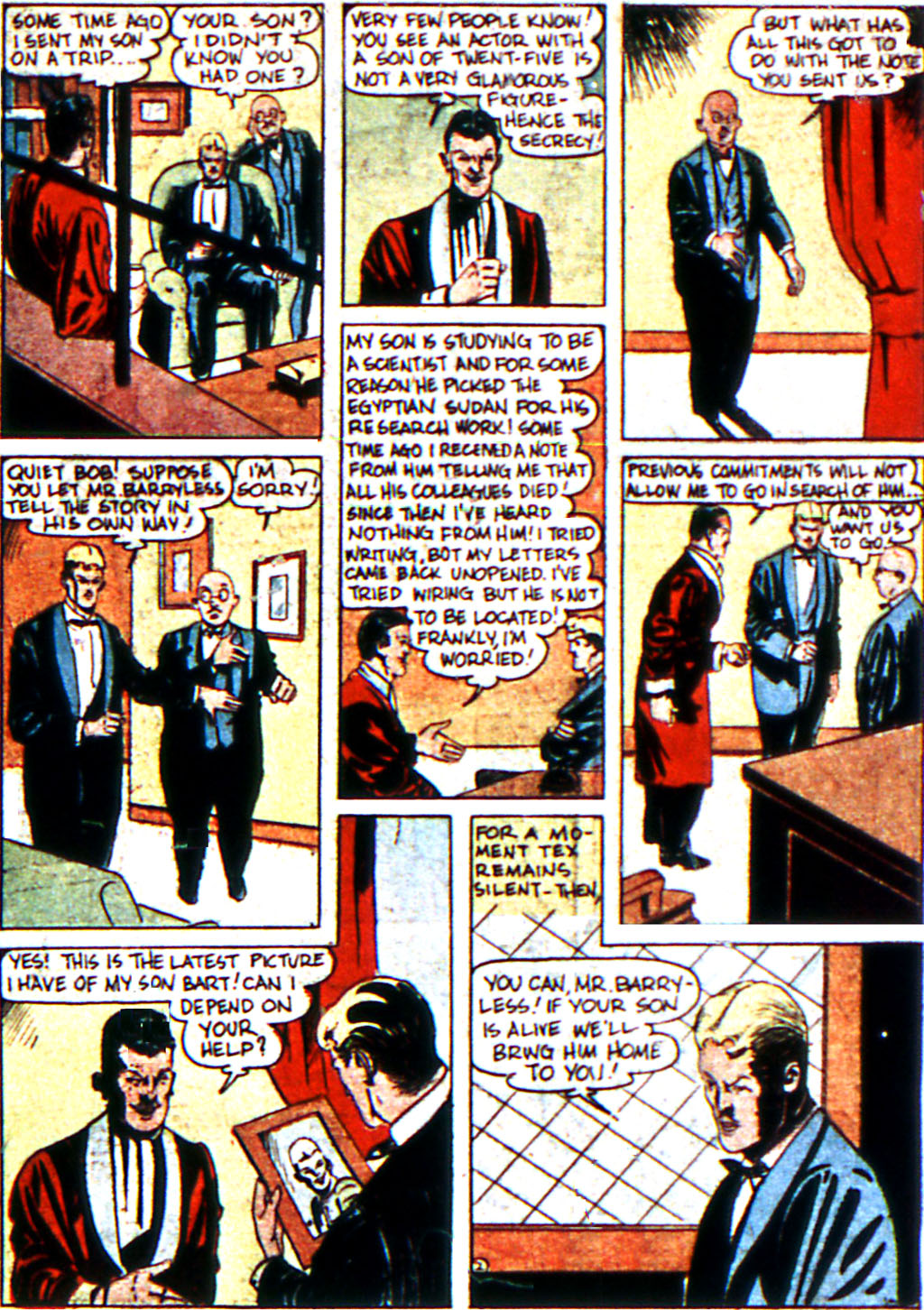 Action Comics (1938) 19 Page 36