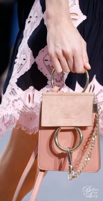 Brilliant Luxury ♦ Chloé Nano Faye Bag
