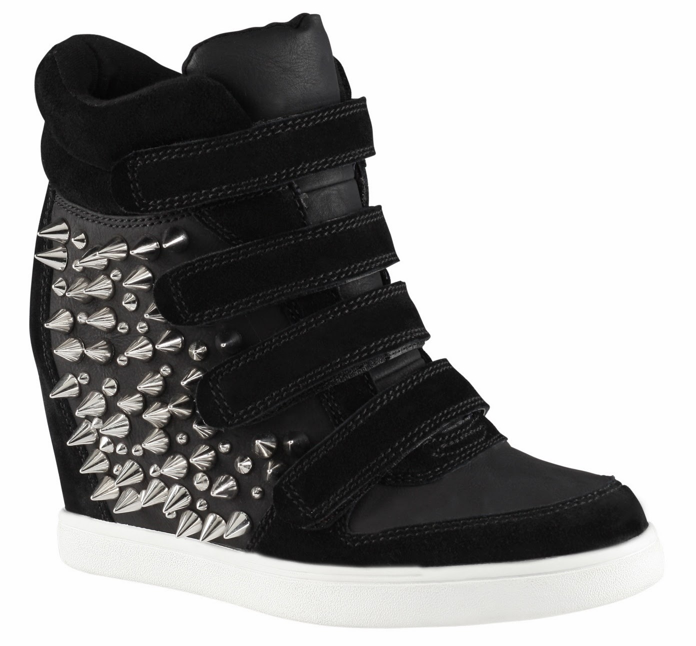 Studded Trainers, Wedge Trainers, Women's Trainers