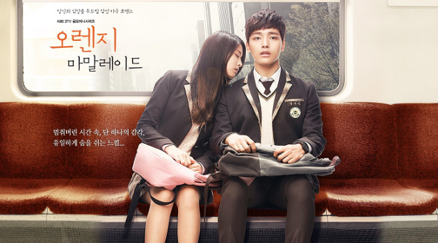 Drama Korea Orange Marmalade Subtitle Indonesia