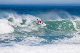 12 Sage Erickson USA Cascais Womens Pro foto WSL Laurent Masurel