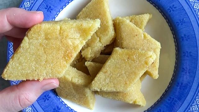 mbesses, mtekba, recettes, ramadan, recettes pour ramadan, gateau de semoule, gateau au beurre, mbesses au miel, recette algerienne