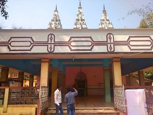 Jharkhandi Baba Mandir, Dehri on Sone