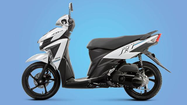 Yahama Neo 125 - R$ 7.990 reais