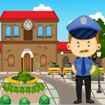 G4K Police Officer Rescue Game