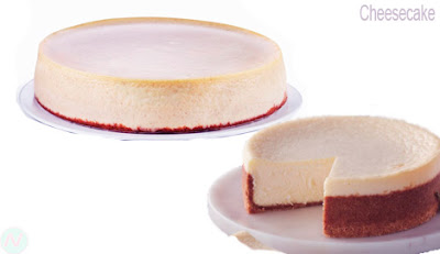Cheesecake food