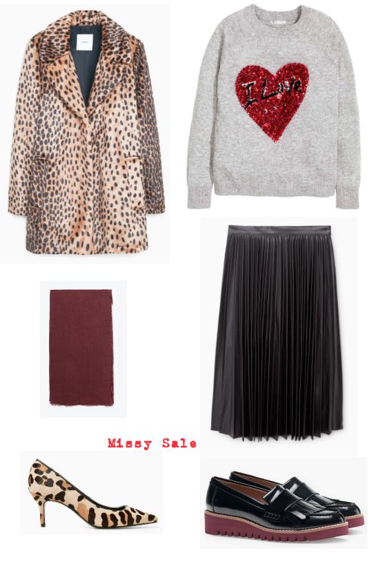 Vestir a los 50 reinterpretación de llevar falda -Missy Sale-