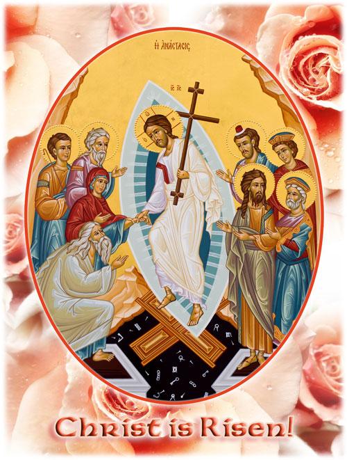 ИПЦ Греции: Пасхальное поздравление сестер Свято-Елисаветинского монастыря в Этна (Калифорния, США). ВИДЕО