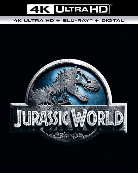 Jurassic World 4K (Mundo Jurásico 4K) (2015) 2160p 4K UltraHD HDR BluRay REMUX 51GB mkv Dual Audio DTS-X 7.1 ch