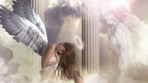 Hot Sexy Angel Images Heaven Download for Mobile