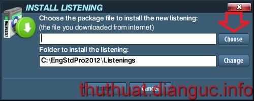Phần mềm luyện nghe tiếng anh hay nhất