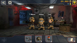 Game Tiny Troopers Mod Apk