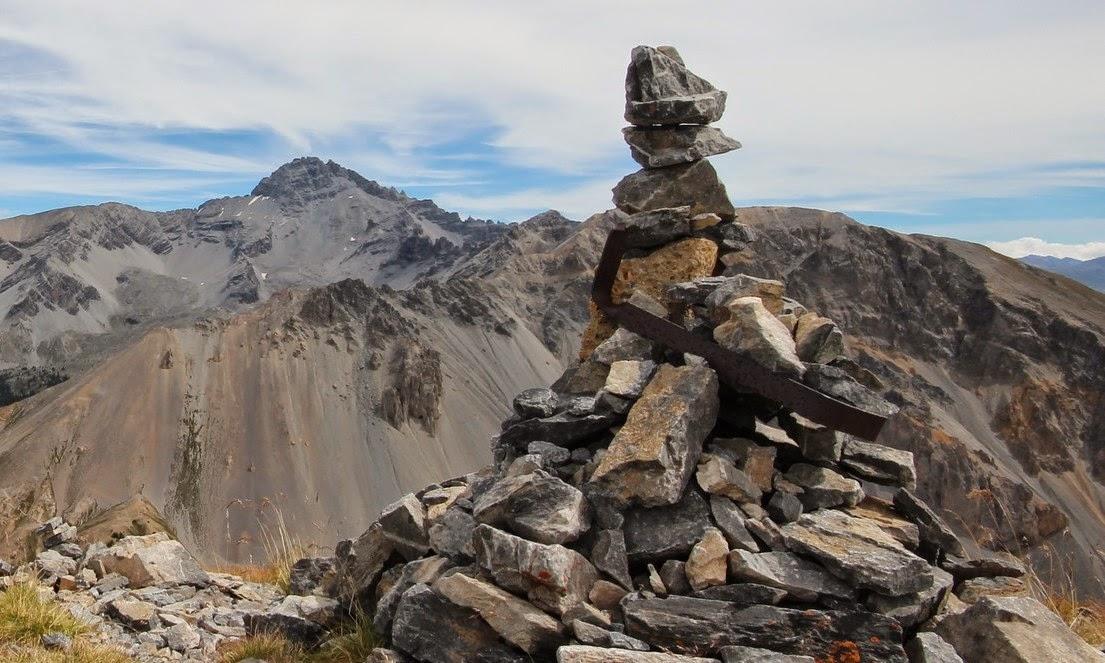 Randonnée pédestre dans les Hautes-Alpes
