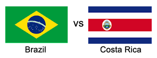 brazil vs costa rica world cup 2018