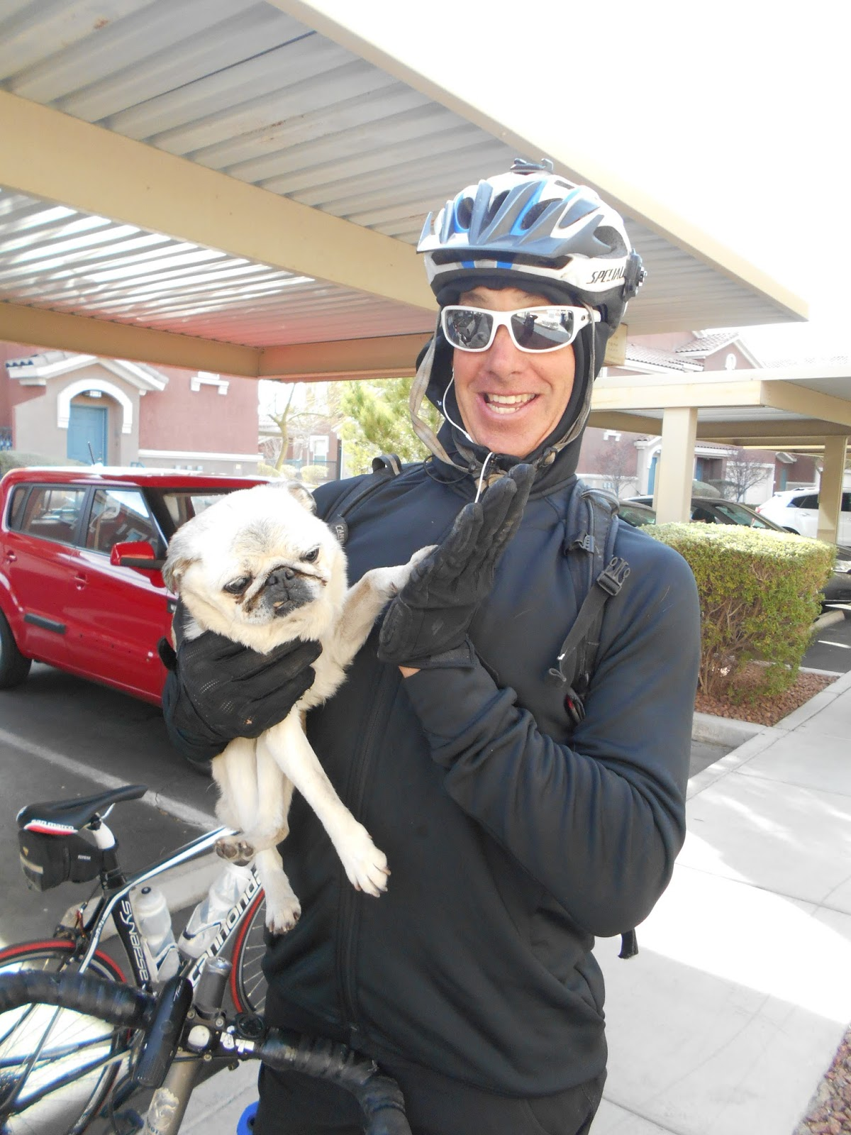 Bicycle Stories: Jared and Pugsy