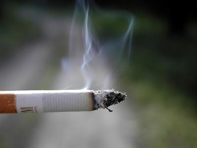 Zat Yang Terkandung Dalam Rokok dan Akibatnya