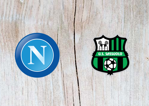 Napoli vs Sassuolo Full Match & Highlights 07 Oct 2018