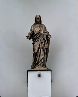 Ходоров. Костёл Всех святых. Скульптуры святых