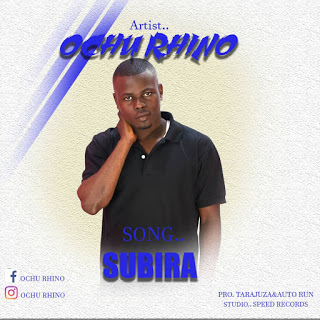 Download Audio | Ochu Rhino - Subira (Singeli)