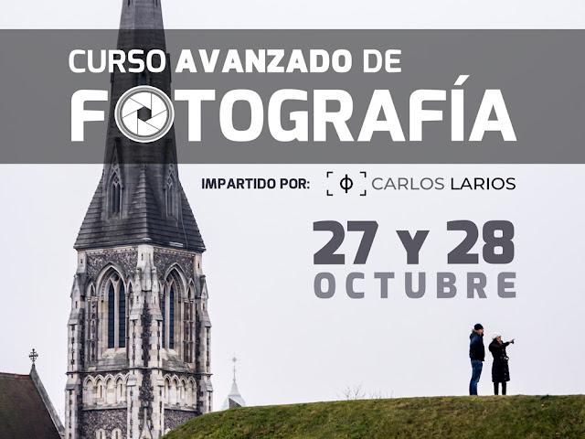 Curso avanzado de Fotografía en Ceuta