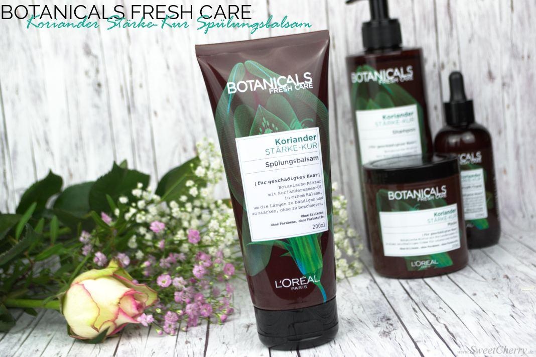 L'Oréal Paris Botanicals Fresh Care Koriander Stärke-Kur Spülungsbalsam