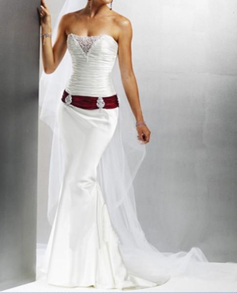 Cowboy Wedding Dress