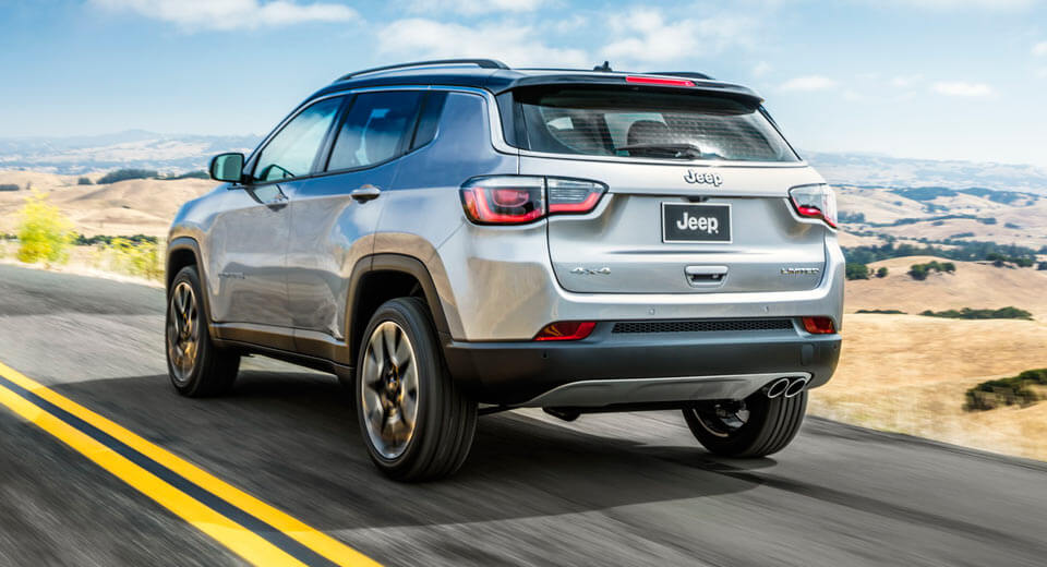 Pricing revealed for the new 2018 Jeep Compass SUV