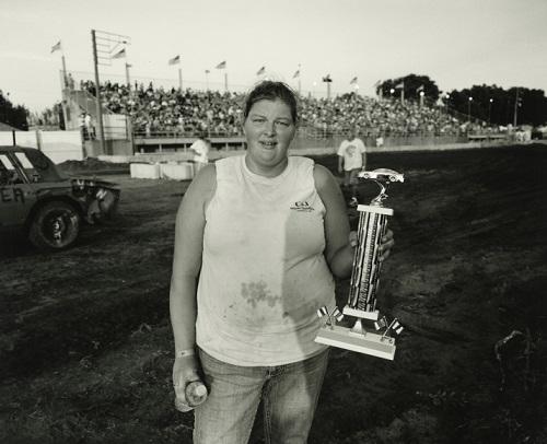 Tom Arndt - Demolition Derby Winner, New Ulm, Minnesota, 2015