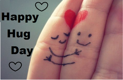 Happy Hug Day Whatsapp DP Download