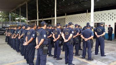GCM de Itanhaém inicia curso de capacitação para uso de armamento