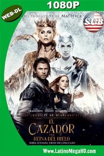 El Cazador Y La Reina Del Hielo (2016) Subtitulada HD WEB-DL1080P - 2016