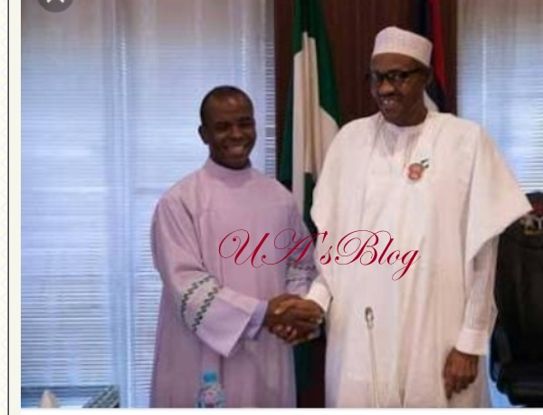 2019: APC's Agricultural Development Policy Is FAKE, Deceitful - Fr. Mbaka Attack Buhari Again, Says The President Marginalising Ndigbos
