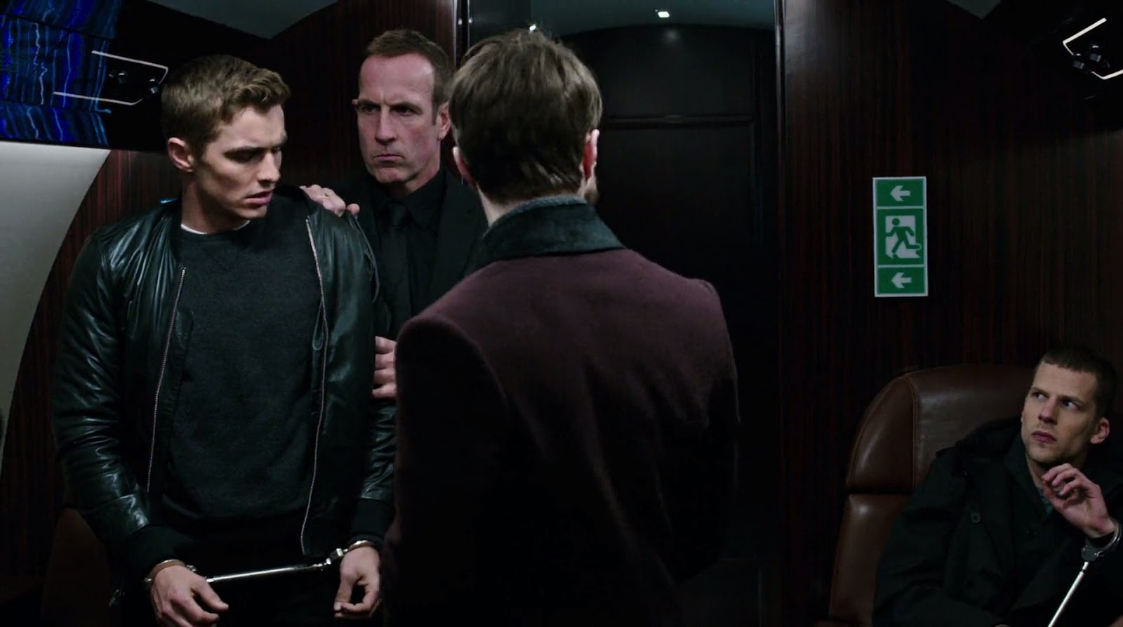 Now You See Me 2 (2016) - Men Tied Up