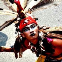 Panglima Burung, Sosok Sakti Mandraguna yang Paling Disegani Suku Dayak