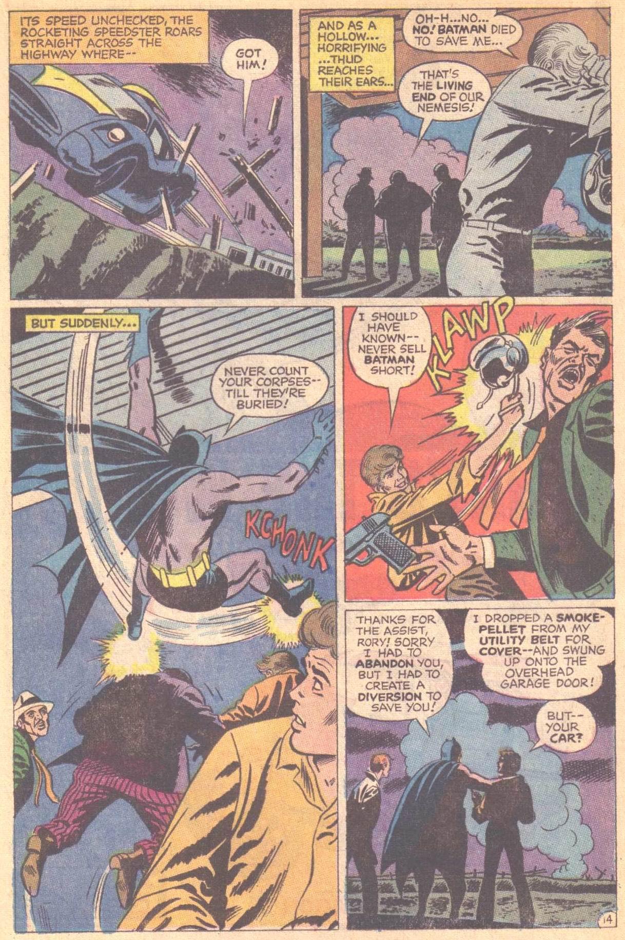 Detective Comics (1937) 396 Page 16