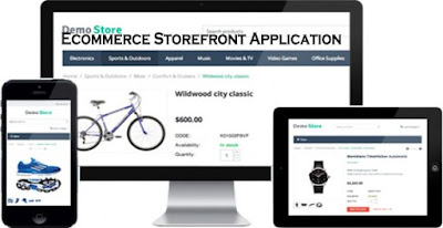 Ecommerce Storefront Application – E-commerce Shops