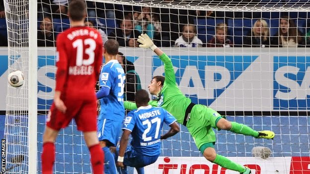 Bundesliga Menolak Teknologi Garis Gawang