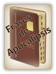 Apocalipsis Frases De Apocalipsis