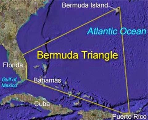 Tam giác quỷ Bermuda