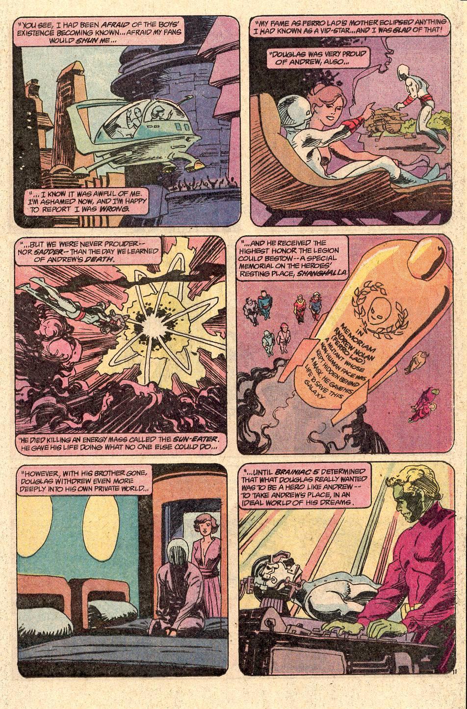 Read online Secret Origins (1986) comic -  Issue #47 - 12