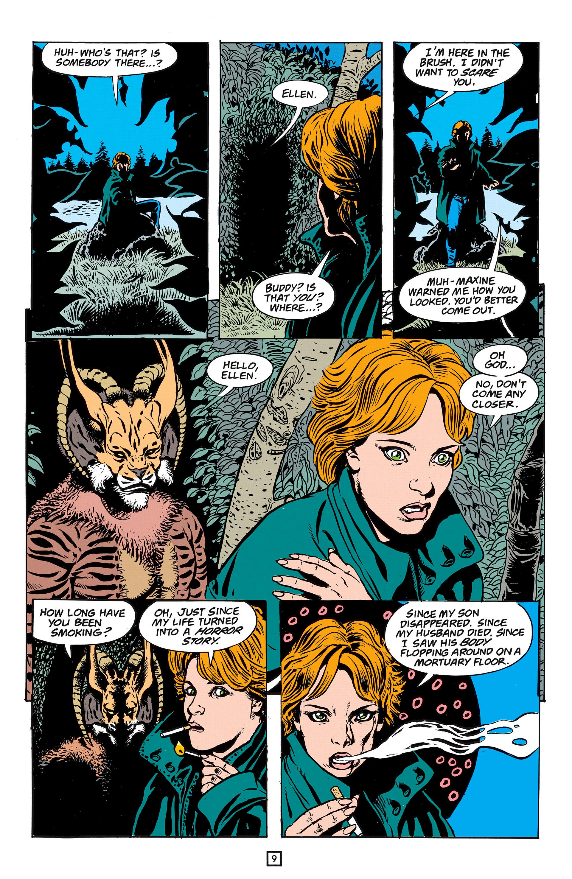 Read online Animal Man (1988) comic -  Issue #56 - 10
