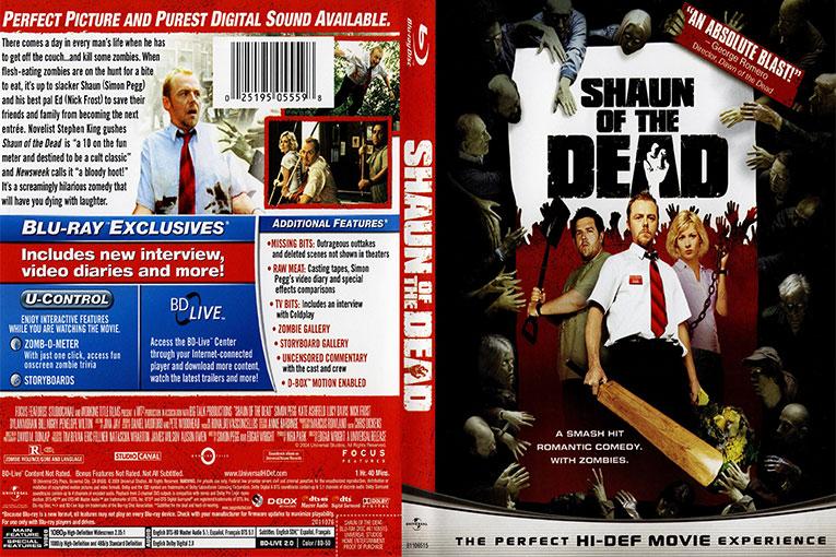 Shaun of the Dead (2004) 720p BrRip [Dual Audio] [Hindi 5.1+English]